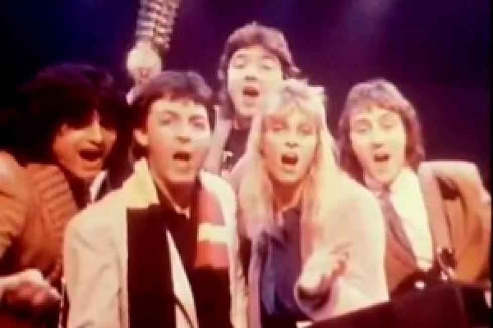 wonderful christmastime paul mccartney wings video - Wonderful Christmas Time